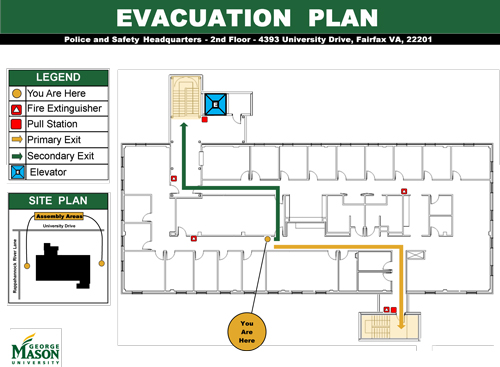 Fire Emergencies on Modular Church Buildings Floor Plans
